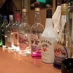 Pub&Bar 高橋亭 - カウンター