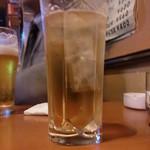 Pub&Bar 高橋亭 - ハーパーソーダ割り