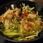 犇郷 - 大根サラダ