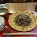 蕎麦切りmasa - 音威子府産のお蕎麦