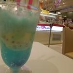 サーティワンアイスクリーム - ポッピングソーダ