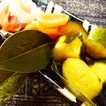かじの葉 - 手作りのお漬物