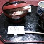 とんぼ - 大海老天丼1,260円♪