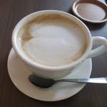 hole hole cafe&diner - カプチーノ