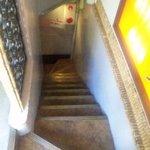 フランク - 地下へ降りる階段