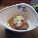 美春 - マダラの卵(真子)の醤油漬け