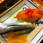太陽 - しめ鯖 赤貝