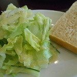 19160863 - サラダ&パン
