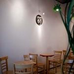 ティーシー コーヒー ファクトリー - T・Cカフェファクトリー (TC COFFEE FACTORY) 店内