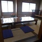 富士美 - 2013.05 和室もあります、、増々謎めいたお店ですね:爆