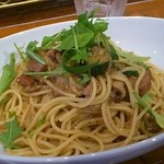 Vittorio Pomodoro Tsukiji - 若鶏とサルシッチャのマスタード風味