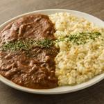 五穀米リゾットカレー