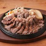 テキサスキングステーキ - 料理写真:テキサスステーキ240g
