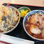 三嶋屋 - 天丼定食(980円)