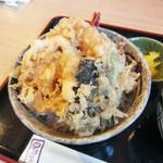 三嶋屋 - 天丼