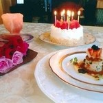 La・Blanche - お誕生日