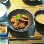 CHICHICAFE - 肉料理のランチ!
