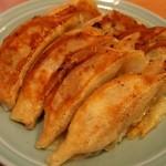 中華園 - 焼き餃子