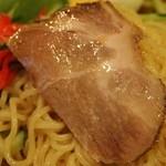 中華園 - 五目冷麺 チャーシュー