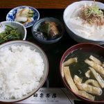 豆腐料理 田楽茶屋 - 料理写真:寄せ豆腐定食