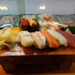 味正鮨 - 料理写真:特上2300円