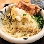 麺ごころ にし平 - 2013年10月:ぶっかけおろしうどん
