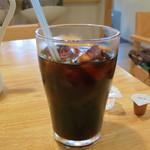 創作Dining Riabbra - セットドリンクのアイスコーヒ