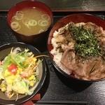 Mahoroba - 国産焼肉丼またの名をまほろば焼肉丼980円