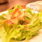 神戸元町ドリア - セットのサラダ