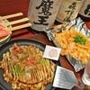 お好み焼き 鉄板焼 熱風 - 料理写真:ねっぷう焼き & 豚キムチ