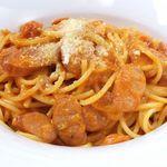 Pizza & Sports DIME - ランチ「大人のナポリタン」・・・大人気につき、ディナー「今週のパスタ」にも選ばれます♪