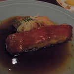 酒菜家 - 2013.5.27)金目鯛の煮付け