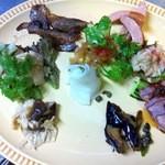 源烹輪 麺篠居士 - お料理写真