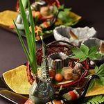 こころをなでる静寂 みやこ - 料理写真:料理イメージ「前菜」
