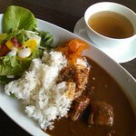 acero - ランチ 朝日豚カレー