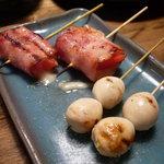 まさや - ☆うずら玉子とトマト&チーズベーコン(^^ゞ☆