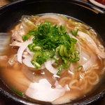 まさや - ☆鶏麺も美味しゅうございます◎☆
