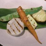 ワココロ - 焼き野菜