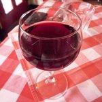 ブラッスリー・グー - グラスワイン