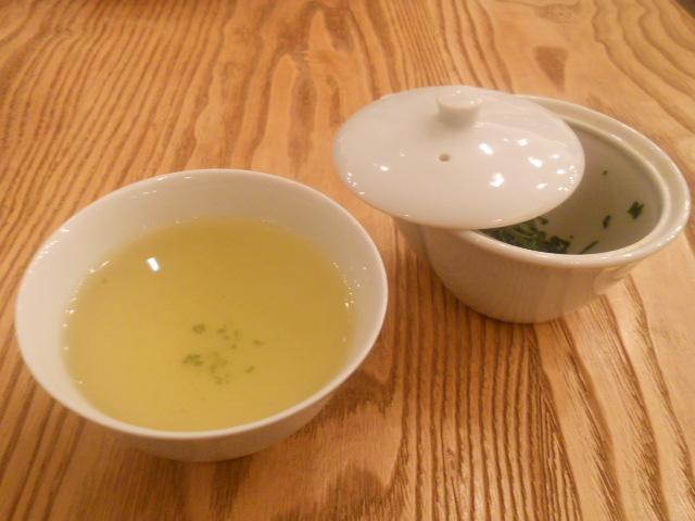 HIGASHIYA GINZA - 普通蒸煎茶