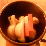 丸金 - 野菜ピクルス