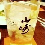 肉汁水餃子 餃包 - 山崎ハイボール