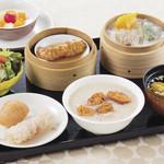 南園 - 平日限定 人気飲茶ランチ1,500円