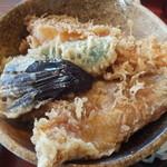 割烹処 和享 - ミニ天丼