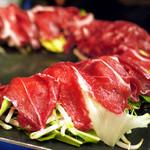 まくら木 - エゾ鹿肉のしゃぶしゃぶ