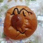 パン工房 キムラヤ - 持ち帰り途中で、ちょっと顔がゆがんでしまいました