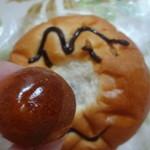パン工房 キムラヤ - まずは、鼻から食べてみようっと