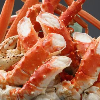 【蟹、牡蠣など】本物志向も唸る、品質にこだわった旬の味覚