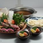 四國うどん - 伝統のうどんすき鍋 1890円