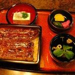 うな平 - 料理写真:うな重(松)